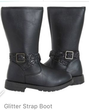 Girls size 11 blk boot for Sale in Fort Wayne, IN