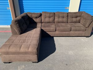 ASHLEY FURNITURE SECTIONAL COUCH DELIVERY AVAILABLE for Sale in Las Vegas, NV
