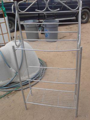 Aluminum baker's rack for Sale in Menifee, CA