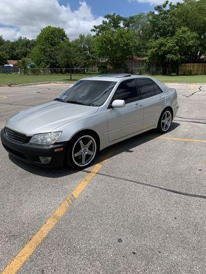 2002 Lexus IS300 for Sale in San Antonio, TX