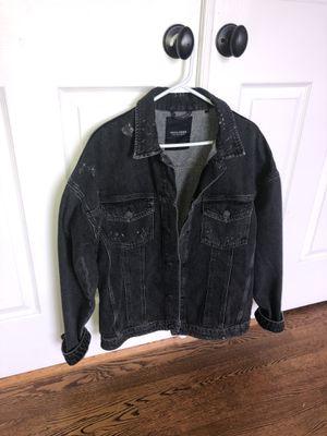 Jack & Jones Jean Jacket Size Medium New for Sale in Lockport, IL