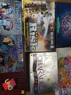 Board games and card games for sale for Sale in Salt Lake City, UT