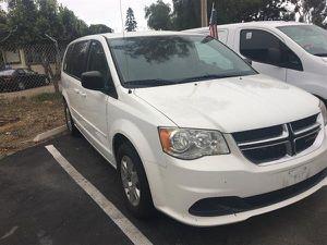 2012 Dodge Grand Caravan for Sale in San Diego, CA