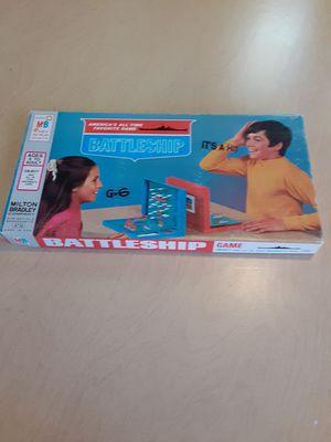 Battleship board game 1971 for Sale in Richmond, CA