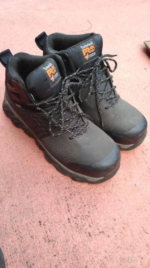 Almost New Timberland Steel Toe Work Boots for Sale in Kissimmee, FL