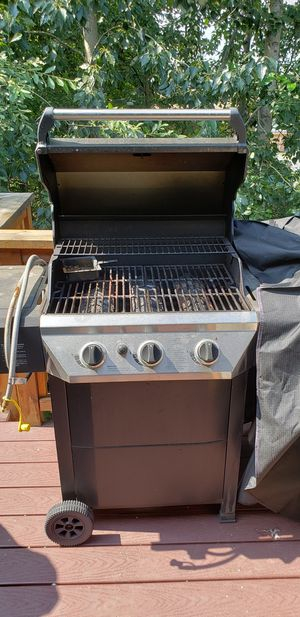 Masterforge 3 burner grill for Sale in Anchorage, AK