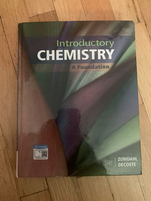 Introductory Chemistry 9e for Sale in Seattle, WA