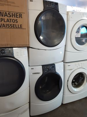 $599 Kenmore washer dryer set includes delivery in the San Fernando Valley a warranty and installation for Sale in Los Angeles, CA