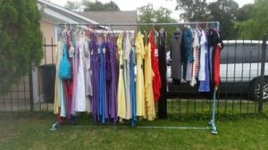Free prom dresses for Sale in Houston, TX