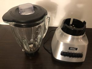 Oster blender for Sale in Marina del Rey, CA