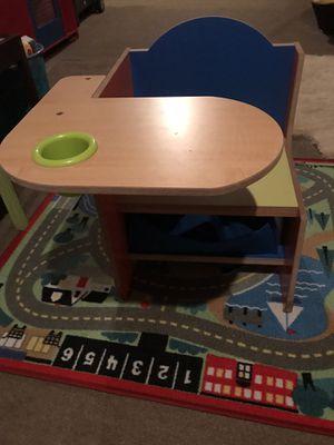 Kids school desk for Sale in Minneapolis, MN