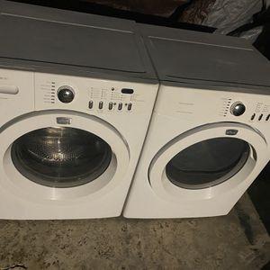 Frigidaire Washer Dryer Set for Sale in Fort Lauderdale, FL