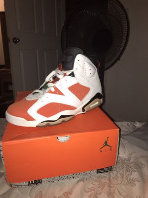 "Jordan 6 "" Gatorade"" size 11 for Sale in Brentwood, CA"