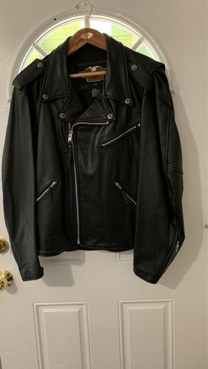 Harley Davidson XXL leather jacket for Sale in Hazlet, NJ