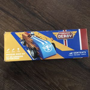 Pinewood Derby Car Never Opened Sealed for Sale in Rio Rancho, NM
