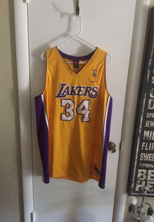 Lakers O'Neal #34 Jersey for Sale in Norfolk, VA
