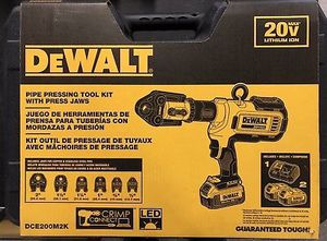 DEWALT DCE200 Cordless Press Tool for Sale in Washington, DC