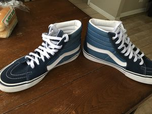 Vans hi tops for Sale in Homewood, IL