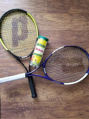 Tennis rackets for Sale in Acton, MA