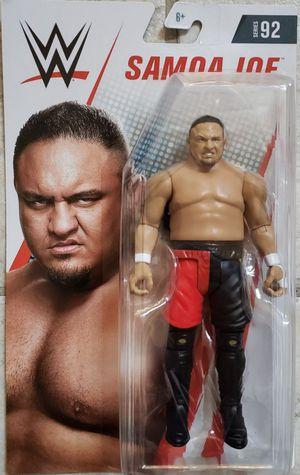 WWE/ WWF Samoa Joe Action Figure. for Sale in Apopka, FL