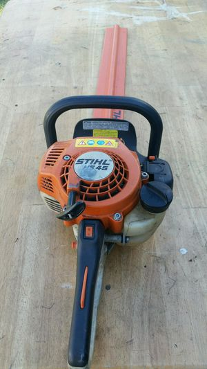 Stihl HS 45 hedge trimmer for Sale in Cochran, GA