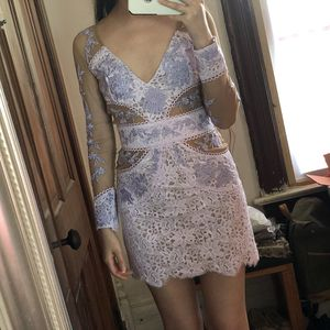 For Love and Lemons Dress for Sale in Monticello, IN