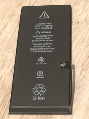 IPhone 4S 5 5S 5C 6 6S 7 Battery Plus NEW for Sale in Mesa, AZ