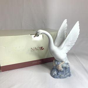 Nao by Lladro Figurine # 02000107 Swan retired for Sale in Norfolk, VA