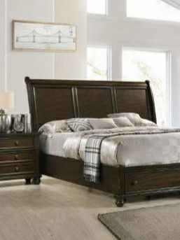 💯🆕Best Price$Lara Brown Storage Platform Bedroom Set for Sale in Columbia, MD