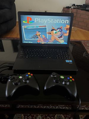 Ultimate Retro Game and Arcade Laptop 1TB for Sale in Los Angeles, CA
