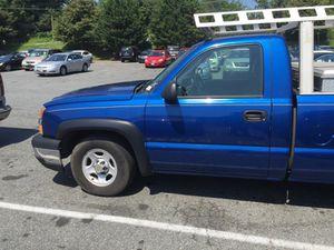 02 Chevy Silverado for Sale in Woodlawn, MD