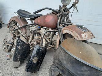 Harley davidson flathead 1942 for Sale in Snohomish,  WA