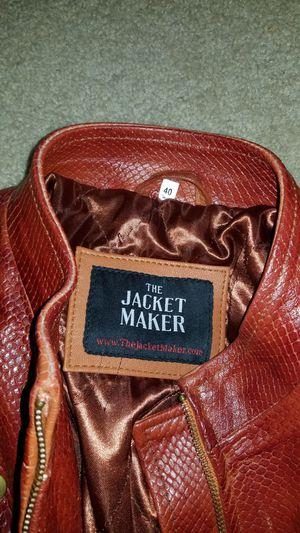 The Jacket Maker- Leather Jacket for Sale in Kirkland, WA