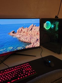 MSI 165hz Curved 1080X1920 FHD Gaming Monitor for Sale in Ocala,  FL