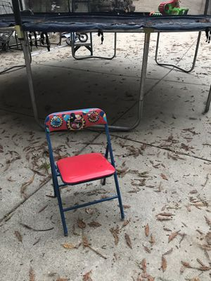 Mickey Mouse kids chair for Sale in Castro Valley, CA