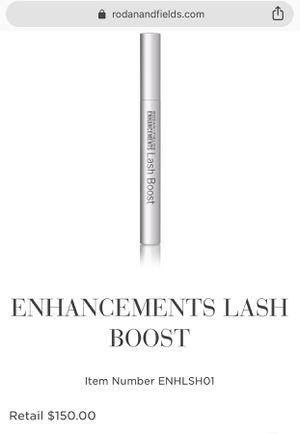 Rodan And Fields Enhancements Lash Boost (New) for Sale in Washington, DC