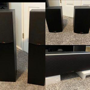 Polk Audio speaker bundle for Sale in Kent, WA