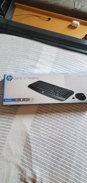 Wireless keyboard and mouse for Sale in Naples, FL
