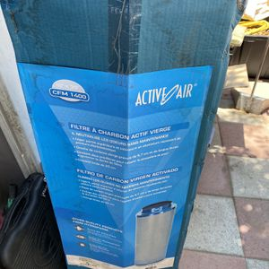 Active Air Carbon Filter for Sale in Whittier, CA