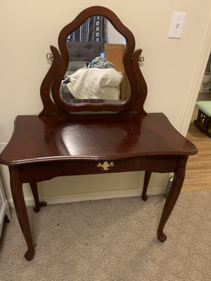 Vanity desk for Sale in Wake Forest, NC