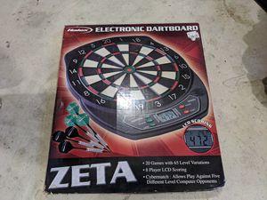 Electronic dart board Zeta Halex Games for Sale in Brick Township, NJ