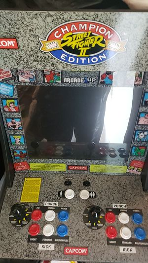 Street fighter 2 arcade game for Sale in Fort Lauderdale, FL