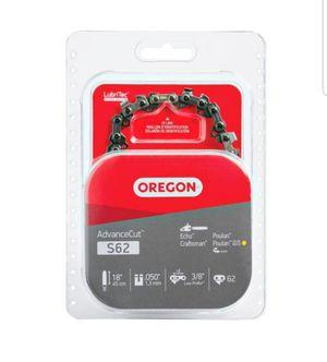 Oregon 18 in. Chainsaw Chain for Sale in Miami, FL