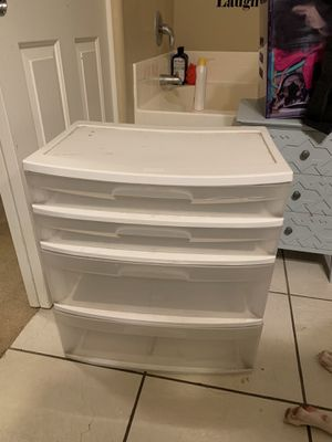 Plastic Drawer for Sale in Queen Creek, AZ
