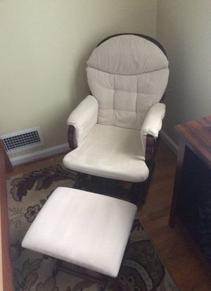 Wood Rocking chair recliner . Pet free environment for Sale in Annandale, VA