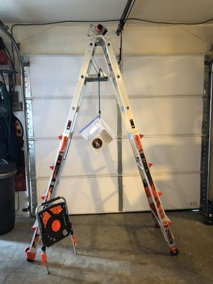 Like New Little Giant Ladder System for Sale in Puyallup, WA