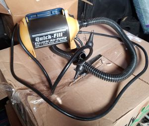Quick-Fill Electric AirPump for Sale in Albany, OR
