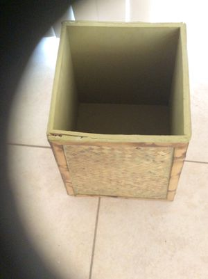Side table/storage container for Sale in Pembroke Pines, FL