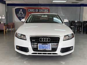 2009 AUDI A4 3.2 QUATTRO for Sale in Garland, TX