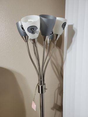 Raider floor lamp $50 for Sale in Montclair, CA